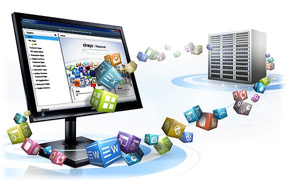 Darbo vietu virtualizacija