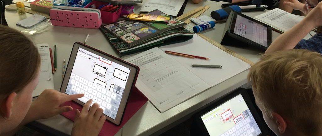 iPad klasės privalumai